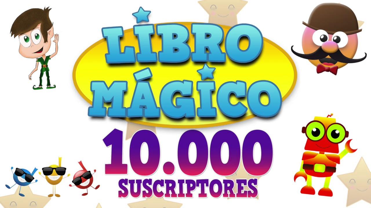 10.000 SUSCRIPTORES - MUCHAS GRACIAS A TODOS