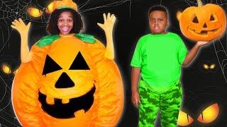 SPOOKIEST HALLOWEEN MUSIC VIDEOS! - Shiloh and Shasha - Onyx Kids