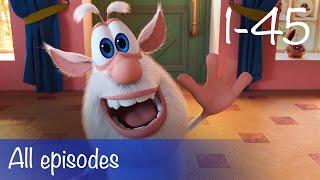 Booba - Compilation of All 45 episodes + Bonus - Cartoon for kids