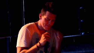 [HD] Tyler Ward - Beginning Of A Bad Idea (Cologne, October 27, 2013)