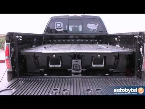DECKED Truck Bed Organizer and Storage System