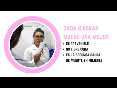 Cancer cervical ulcerado
