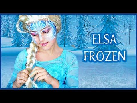 Tutorial Maquillaje Elsa de Frozen | Silvia Quiros