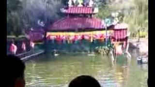 preview picture of video 'Múa rối tại bảo tàng Dân tộc học Việt Nam 2'