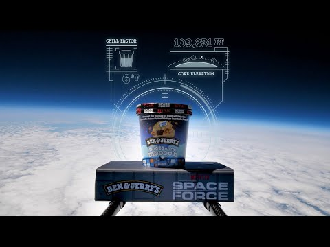 What Happens to Ice Cream in Space?
