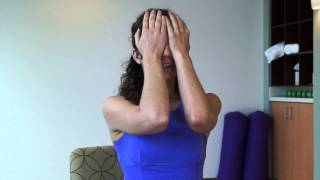 Yoga for the Eyes - 1 Minute Eye Strain Relief Exercise - Download this Video in MP3, M4A, WEBM, MP4, 3GP