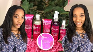 Curl Pattern Protection w/Mielle Organics! | Dana Nicole