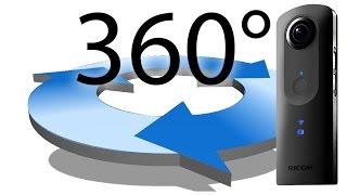 360 VIRTUAL REALITY (Ricoh Theta S Review)