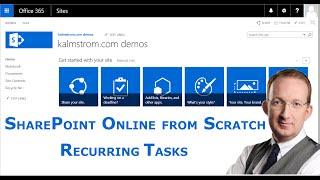Recurring Tasks in SharePoint - 1/2