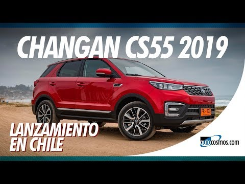Changan CS55, lanzamiento en Chile