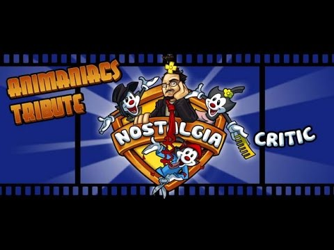 Animaniacs Tribute and Cast Interview Part 1 - Nostalgia Critic