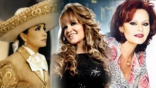 35 Exitos Inolvidables- Ana Gabriel,Rocio Durcal y Jenni Rivera EXITOS Sus Mejores Rancheras