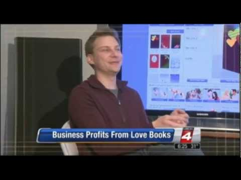 LoveBook as seen on WDIV Channel 4 News Detroit