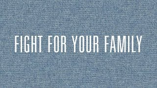 """""""Fight For Your Family"""" with Jentezen Franklin"""