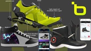 Top 5 Tenis (calzado) del Futuro con la Tecnología de Hoy