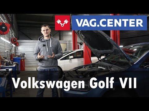 Фото к видео: Обзор VW Golf 7 1.4 TSI. Реальная стоимость содержания. Надежный автомобиль ?!