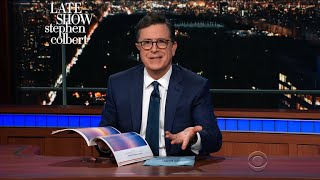 Stephen Challenges 'Goop Magazine' With 'Covetton Cuarterly'