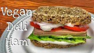 Vegan Deli Ham   Gluten Free