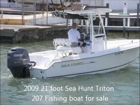 Tracker Tundra 21 Foot 2008 Aluminum Fishing Boat for sale