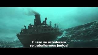 Horas Decisivas Trailer C legendado em português