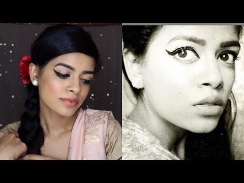 Old Bollywood Makeup And Hair