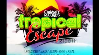 Tropical Escape Riddim Reggae Mix by MixtapeYARDY