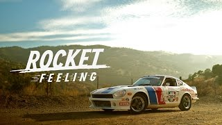 This Datsun 240Z Gives A Rocket Feeling