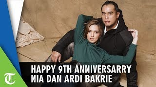 Happy 9th Anniversary Nia Ardi Bakrie