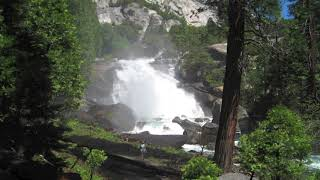 Kings Canyon National Park: Mist Falls, California