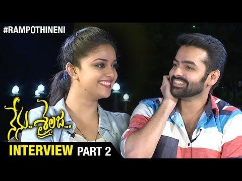 Nenu Sailaja Movie Team Interview  Part 2