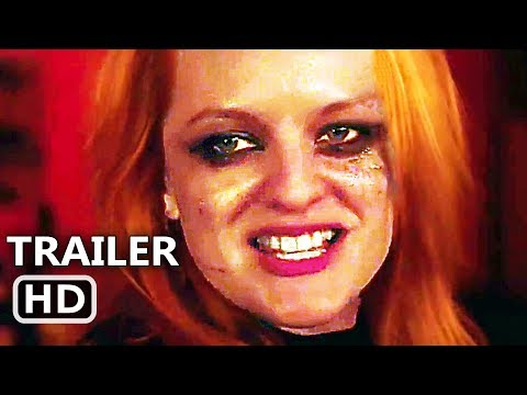 HER SMELL Official Trailer TEASER (2018) Elisabeth Moss, Cara Delevingne Movie HD