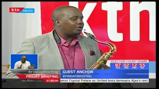 Different faces band share their journey after playing at Safaricom Jazz Festival: Guest Anchor pt 2