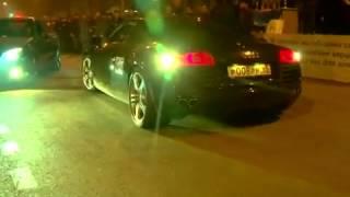 гонки в Чечне драг
