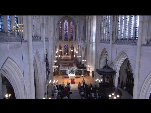 Messe du 25 juillet 2021 à Saint-Germain-l'Auxerrois