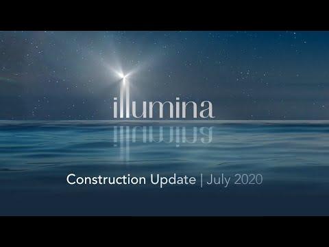 Construction Progress at Illumina - July 2020