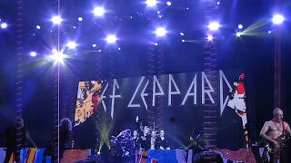 Def Leppard (HD) Hysteria * Excitable * Love And Affection * Honolulu 10/20/18 Hawaii Live!!