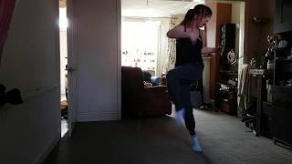 First time dancing to Greyson Chance - Low (R3HAB Remix)