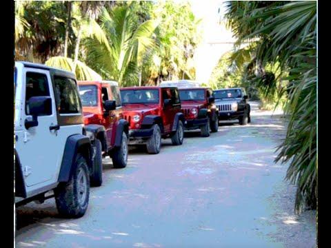 Riviera Maya Tours & Excursions – Sian Kaan by 4×4