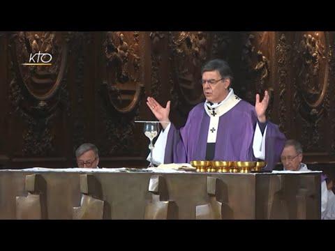 Messe du 17 mars 2019 - 2ème dimanche de Carême
