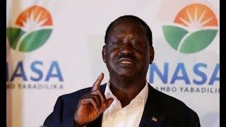 Details of Raila Odinga's 25,000 page dossier challenging Uhuru Kenyatta's poll win