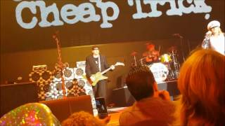 Cheap Trick New Years Eve in The Foundry at the SLS in Las Vegas, Nevada 12/31/2016