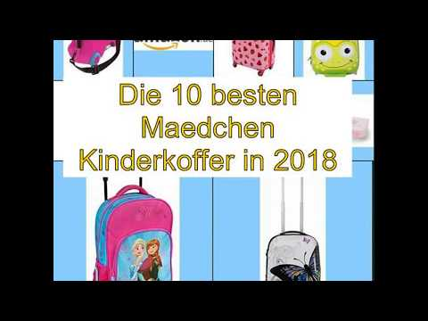 Die 10 besten Maedchen Kinderkoffer in 2018