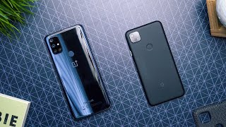 OnePlus Nord N10 5G vs Google Pixel 4A - Pick the Right One!