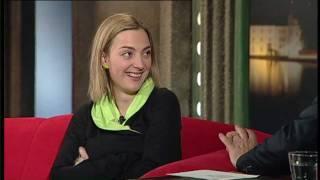 1. Barbora poláková - Show Jana Krause 27. 1. 2012