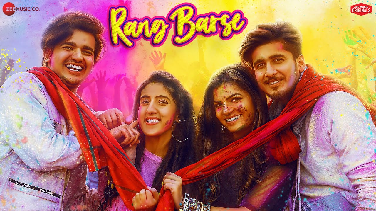 Rang Barse Hindi lyrics