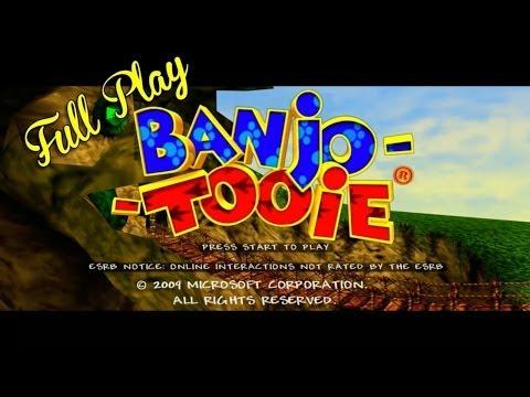 banjo tooie nintendo 64
