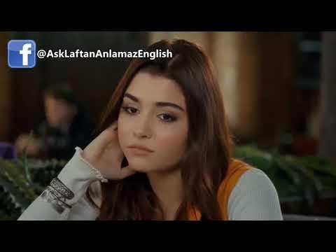 Ask Laftan Anlamaz - Episode 19- Part 21 - English Subtitles