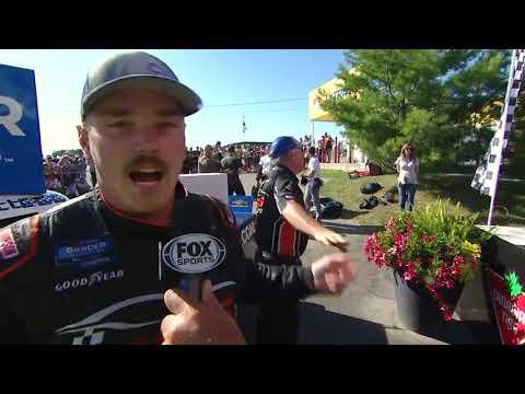 Moffitt: 24 is 'hitting on all cylinders': NASCAR Gander Trucks at Canadian Tire Motorsport Park