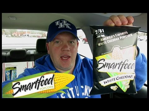 Reed Reviews Smartfood White Cheddar Cheese Popcorn