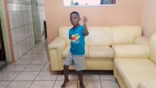 Luis Dançando Rapper Sileto